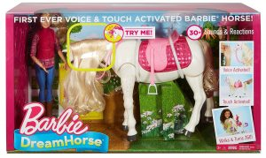 Barbie Dream Horse set