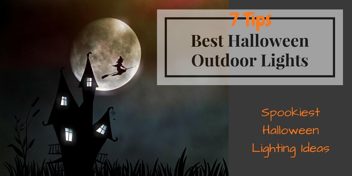 halloween outdoor lights - Halloween Outdoor Lights