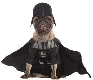 Halloween Darth Vader Pet Costume