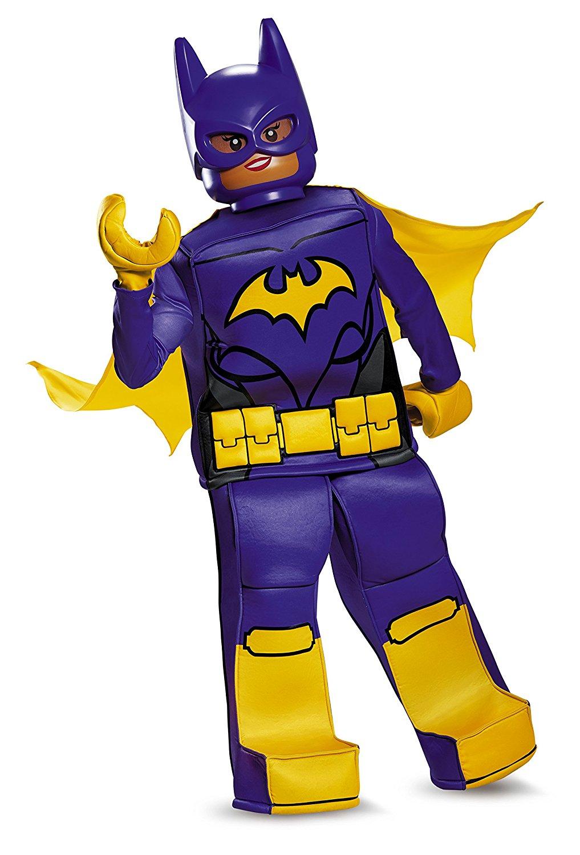 Lego Batgirl costume