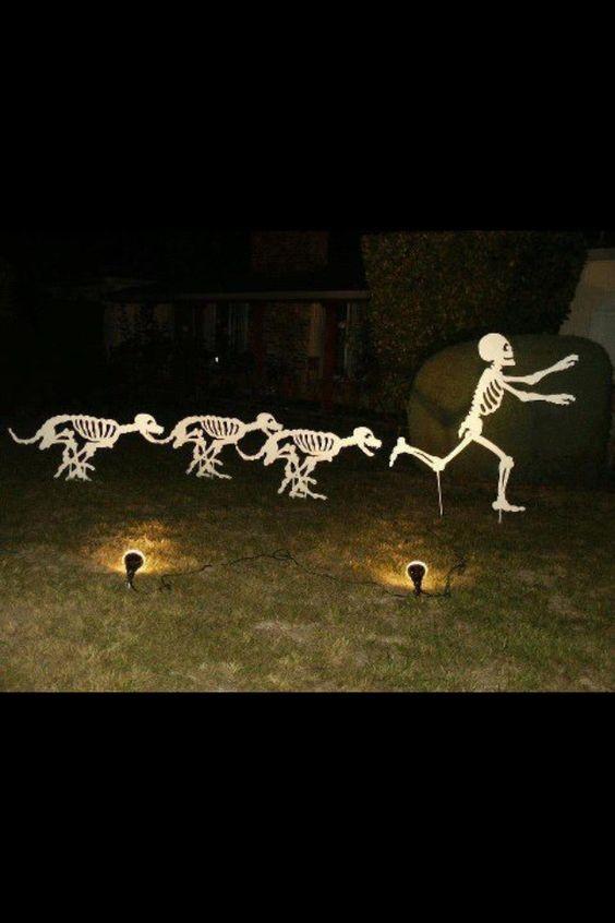 Skeleton Decorations