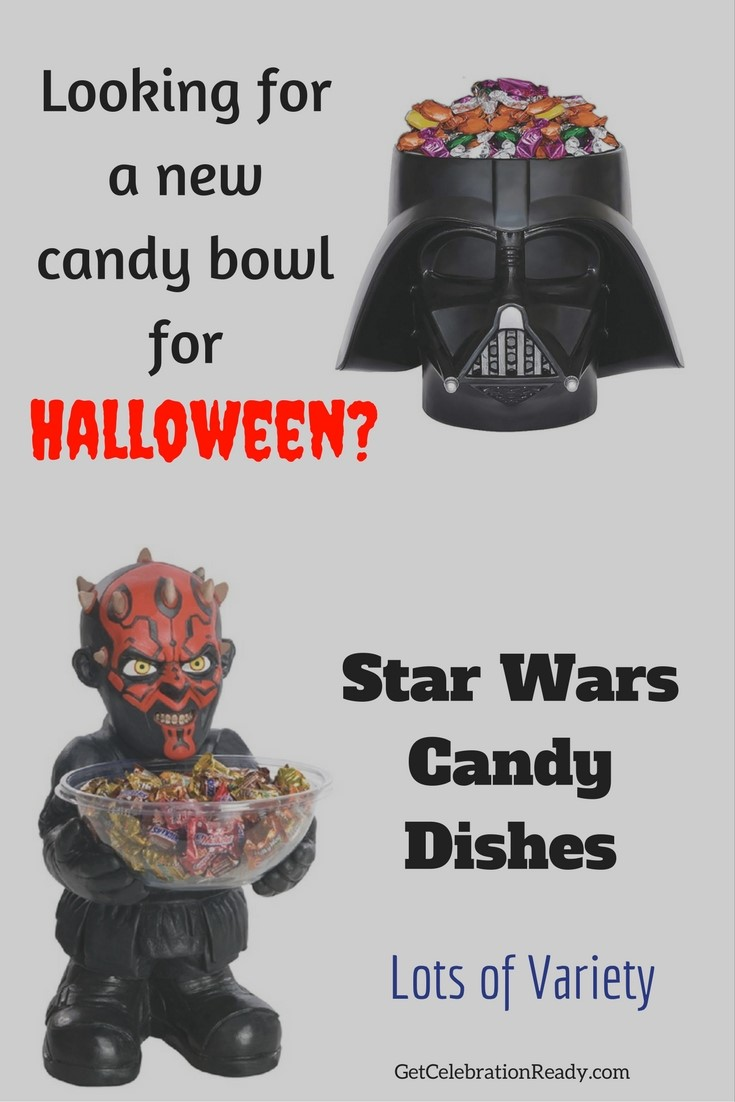 Star Wars Candy Dish
