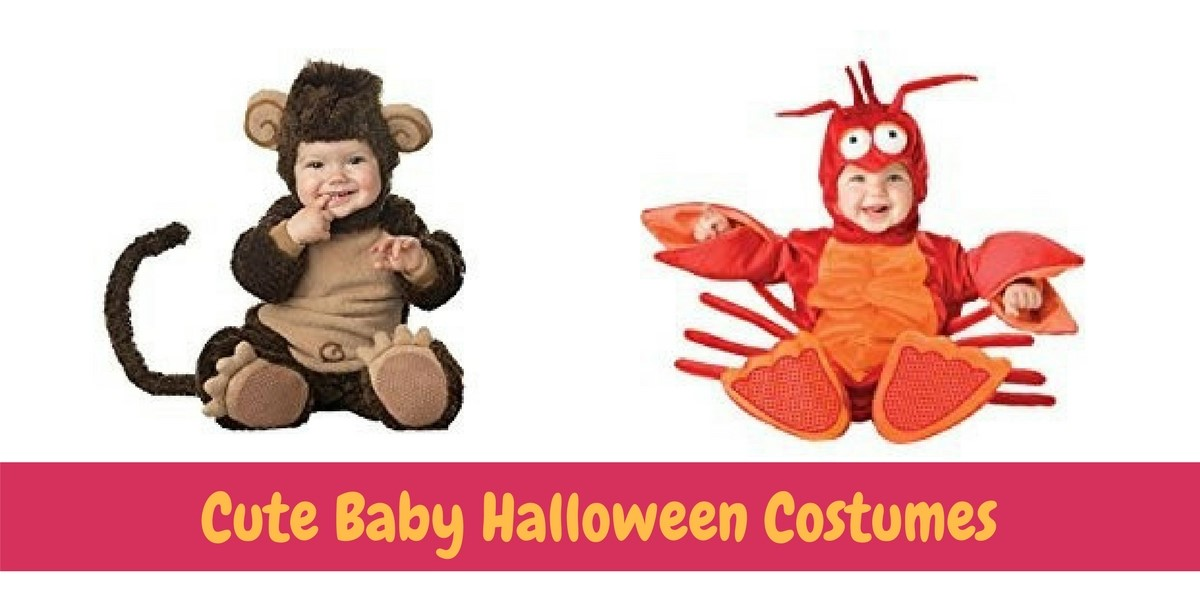 Cute Baby Halloween Costumes