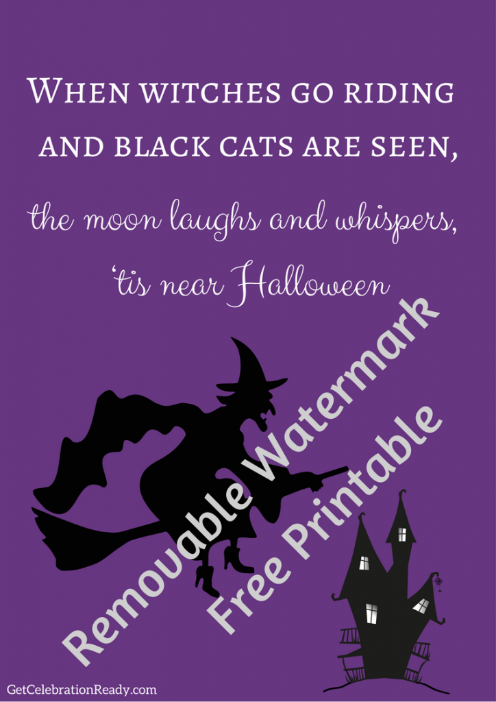 Halloween Quote 1 purple
