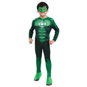 Justice League Costumes Green Lantern