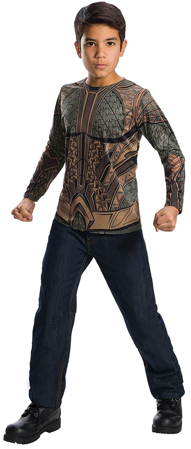 Justice League Costumes Aquaman