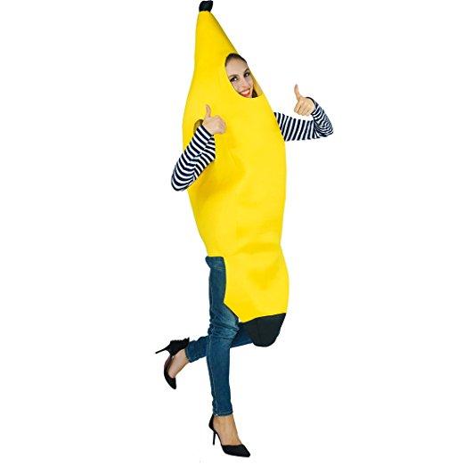 Monkey and Banana Costume Theme