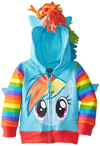 My Little Pony Costumes Rainbow Dash Hoodie