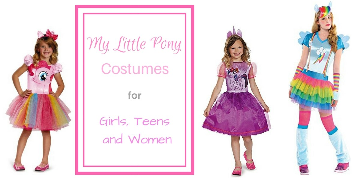 My Little Pony Costumes
