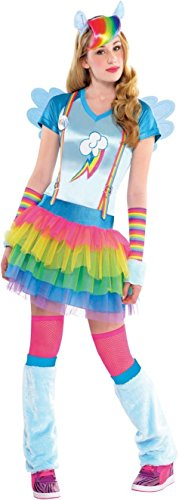 My Little Pony costumes Rainbow Dash