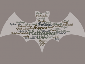 Halloween Free Printable Bat