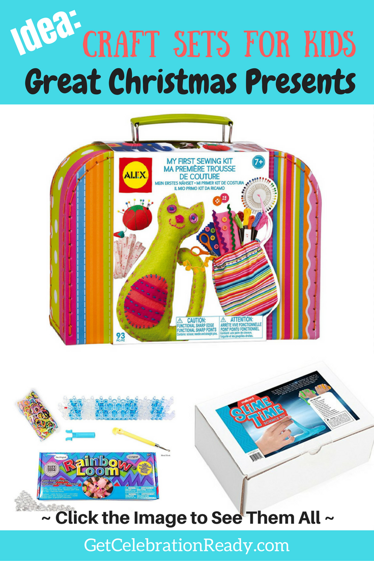 Craft Sets for Kids Pin