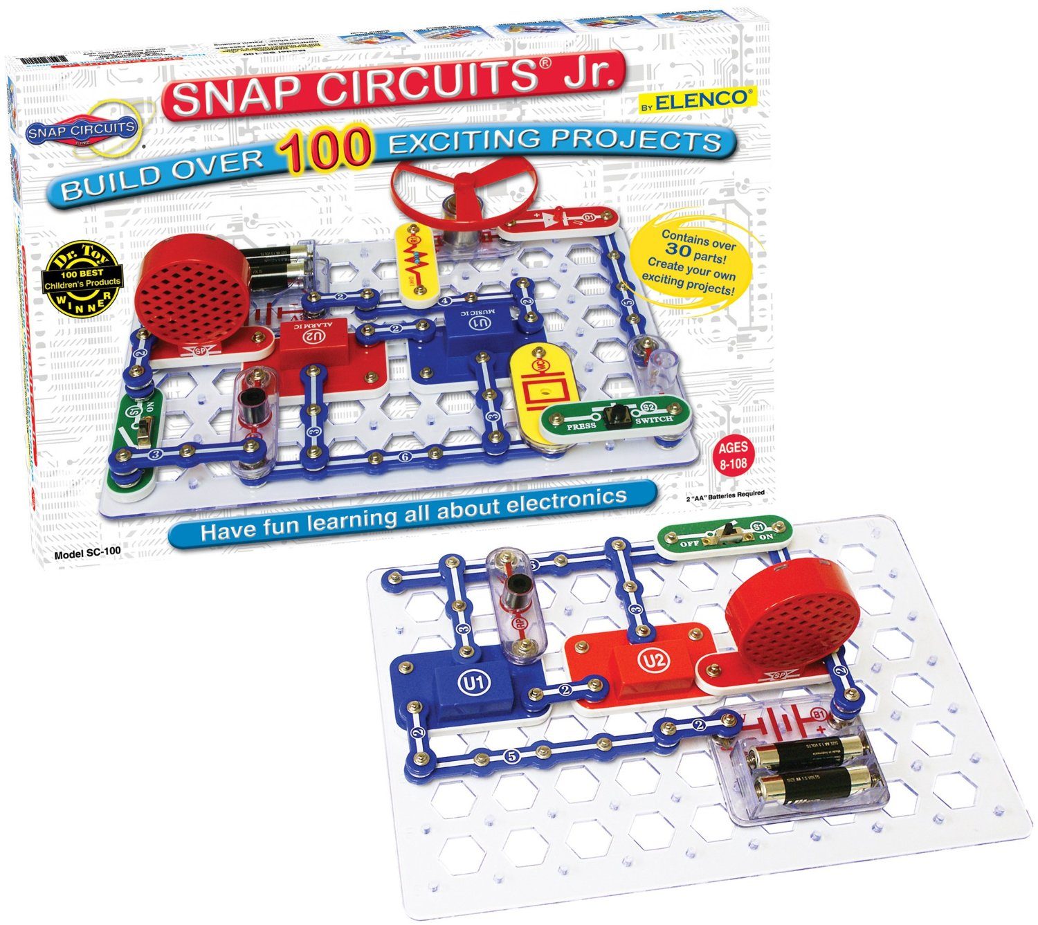 Educational Toys Circuit Kit