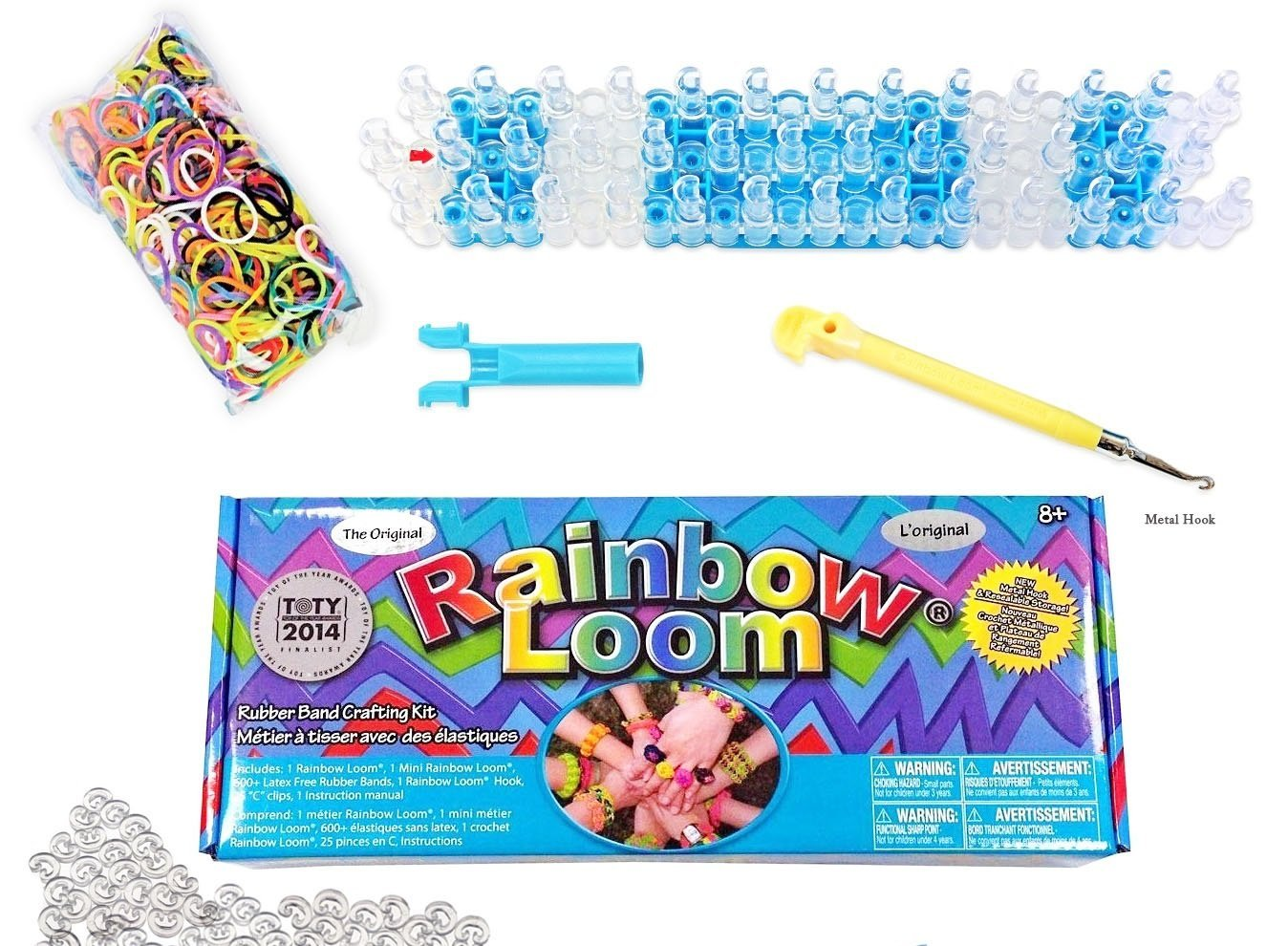 Rainbow Loom Craft Sets for Kids