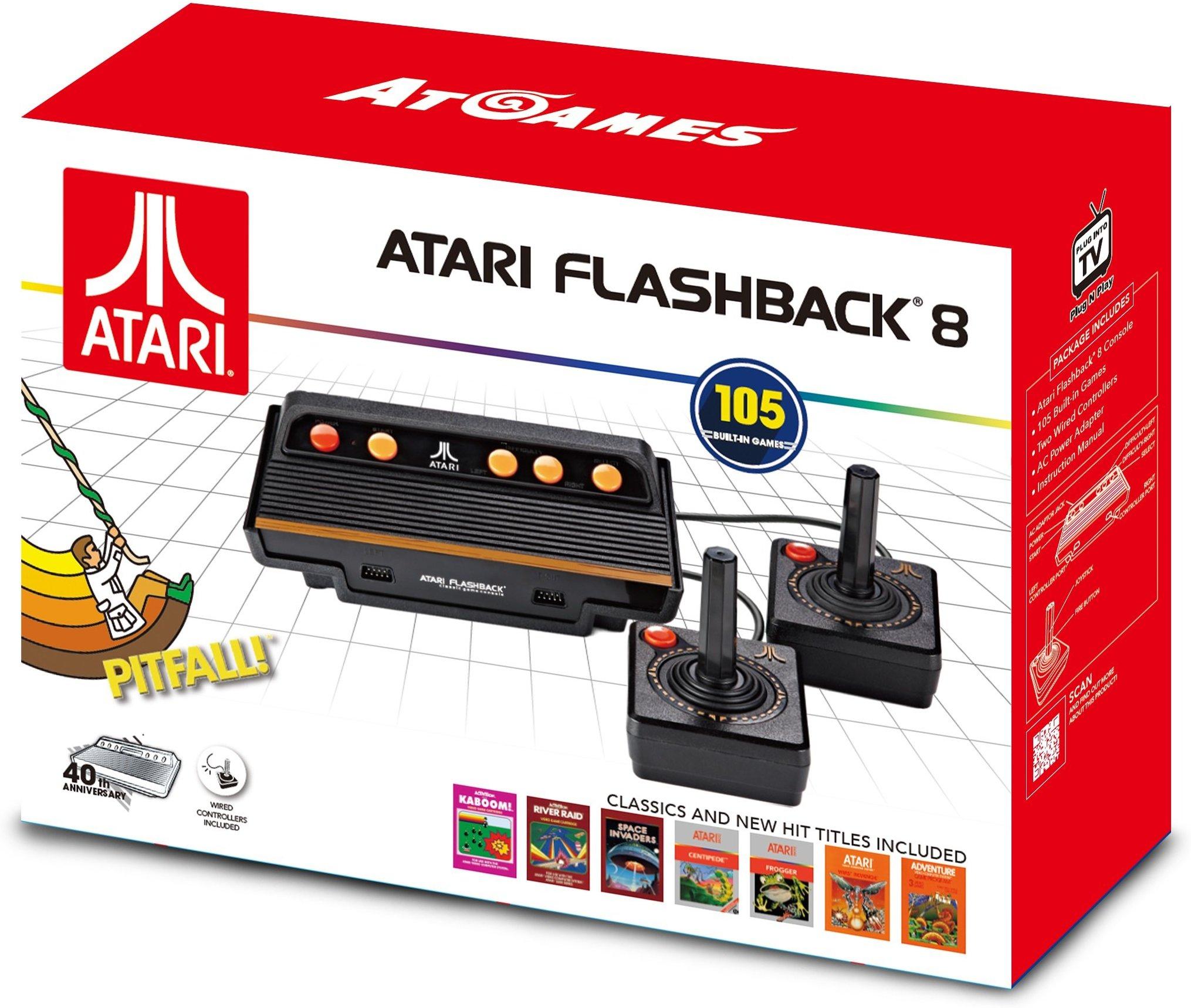 Retro Game Console Atari