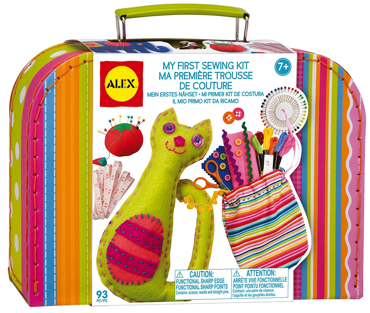 Sewing craft sets for kids
