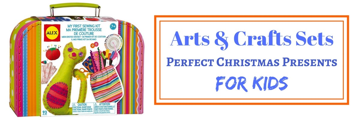 Arts And Craft Sets For Kids Great Christmas Presents