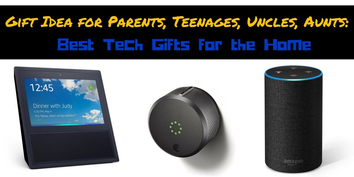 Smart tech gifts for the home