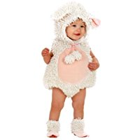 Baby animal costumes Laura the lamb