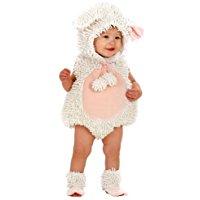 Baby animal costumes Laura the lamb