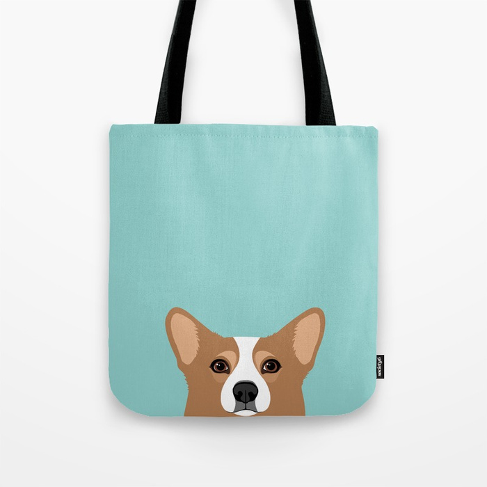 Best gifts for dog lovers corgi bag