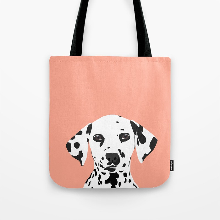 Best gifts for dog lovers dalmation bag