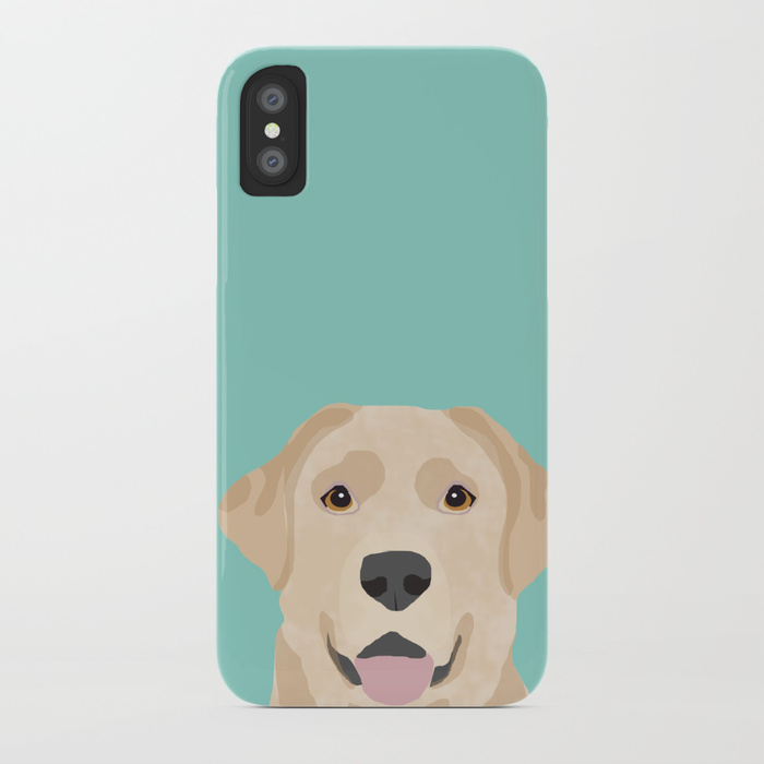 Best gifts for dog lovers labrador phone case