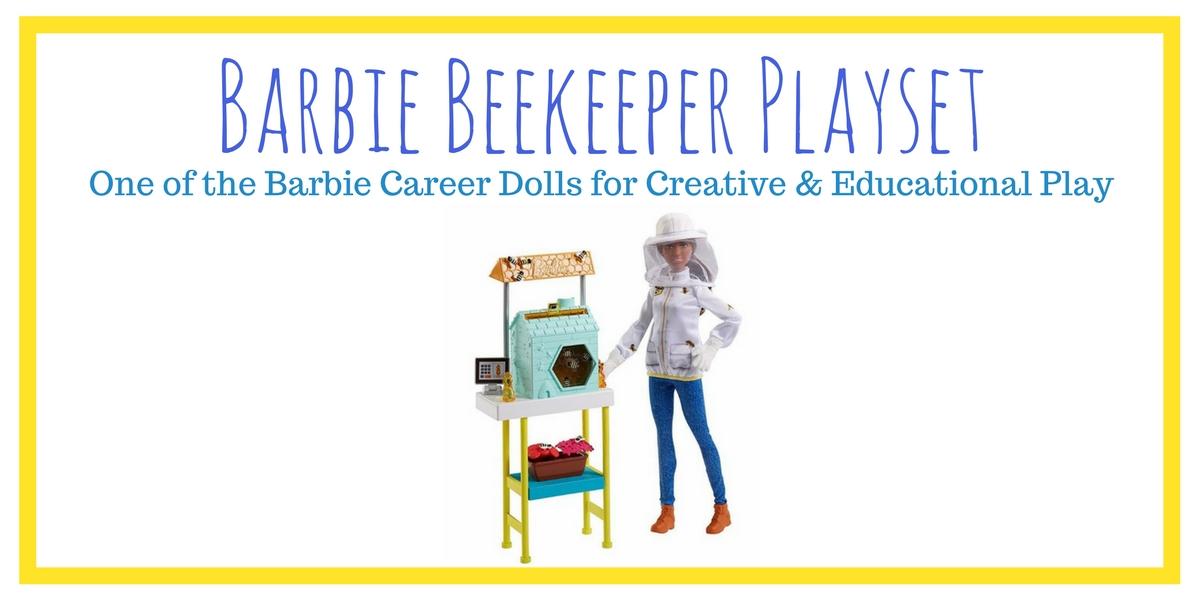Barbie Beekeeper Playset