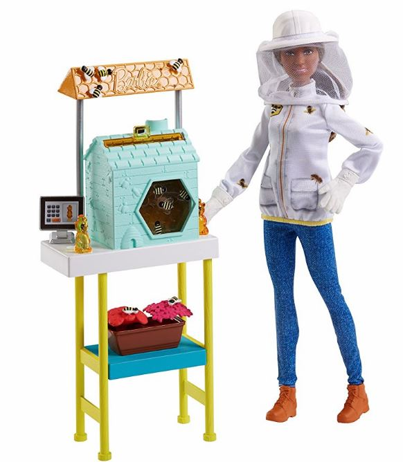 Barbie Beekeeper Playset pic